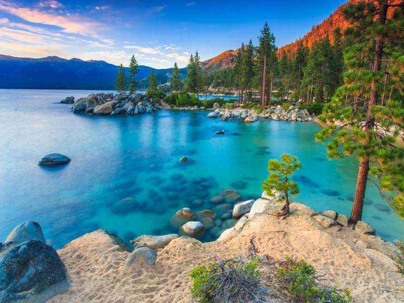Lakefront homes for sale in North Lake Tahoe